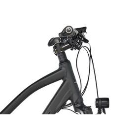 Ortler Bozen Premium Trapez schwarz matt